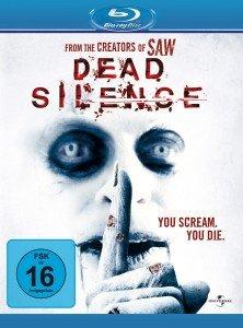 Dead Silence-ein Wort und Du Bist Tot