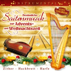 Besinnliche Saitenmusik zur Advents-u.Weihnachtsz