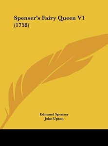 Spenser's Fairy Queen V1 (1758)