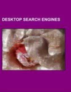 Desktop search engines