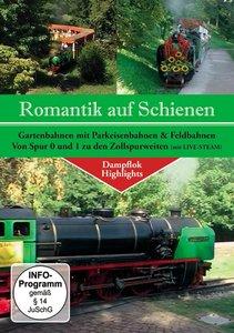 Dampflok Highlights Gartenbahnen M.Parkeisenbahne