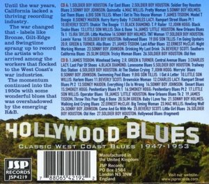 Hollywood Blues (Classic West Coast Blues 1947-195
