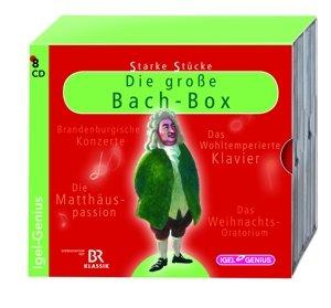 Starke Stücke. Die große Bach-Box
