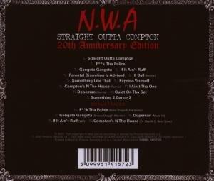 Straight Outta Compton (20th Anniversary Edition)