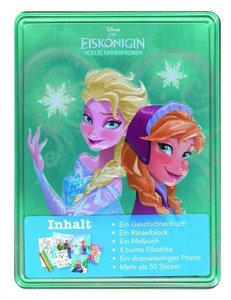 Disney - Die Eiskönigin Happy Tin