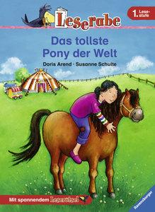 Leserabe. Das tollste Pony der Welt