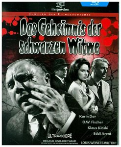 Das Geheimnis der schwarzen Witwe (Filmjuwelen)