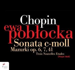Sonata/Mazurkas op.6,7,41/Trois Nouvelles Etudes