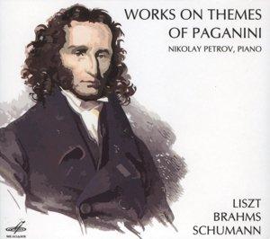 Werke Über Themen Von Paganini