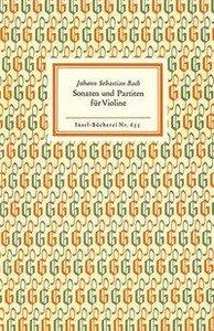 Sonaten und Partiten für Violine allein