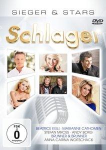 Schlager-Sieger & Stars
