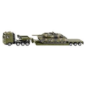 Siku 1872 - Schwertransport mit Panzer