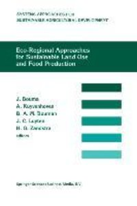 Eco-regional approaches for sustainable land use and food produc