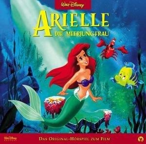 Arielle, die Meerjungfrau. CD