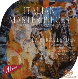 Italian Master Pieces Sa-CD