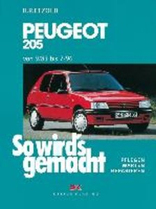 So wird's gemacht. Peugeot 205