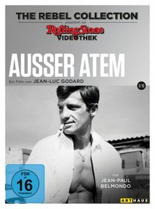 Außer Atem - The Rebel Collection. Rolling Stone Videothek