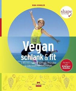Vegan, schlank & fit