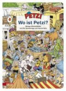 Wo ist Petzi?