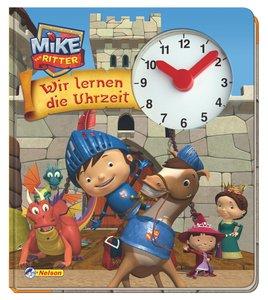Mike der Ritter, Wir lernen die Uhrzeit