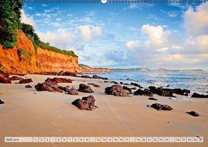 Paradiesisches Brasilien (Wandkalender 2016 DIN A2 quer)