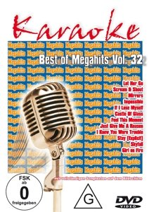 Best Of Megahits Vol.32-Karaoke DVD
