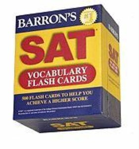 SAT Vocabulary Flash Cards