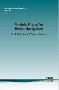 Particle filters for robot navigation