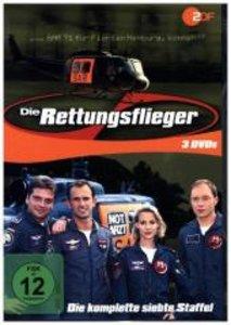 Die Rettungsflieger-Die komplette siebte Staffel