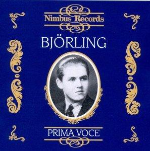 Björling/Prima Voce