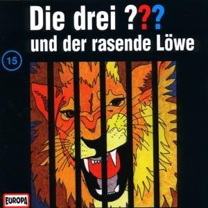 Die drei ??? 015 und der rasende Löwe. (drei Fragezeichen). CD
