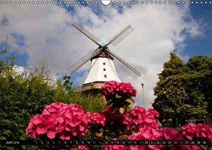 Schleswig-Holstein (Wandkalender 2016 DIN A3 quer)