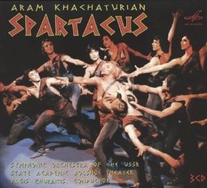 Zhuraitis, A: Spartacus