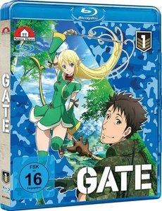 Gate - Blu-ray 1