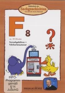 (F8)Fernsehgebühren,Fahrkartenautomat