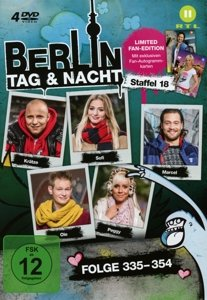 Staffel 18,Folge 335-354 (Limited Edition)