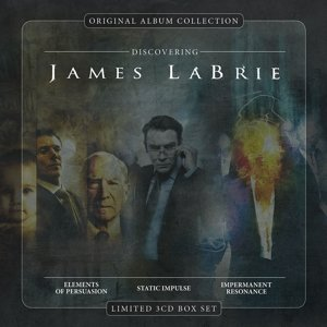 Original Album Collection:Discovering James Labrie