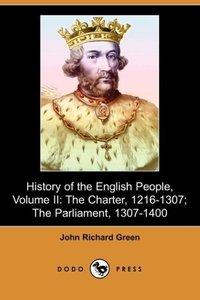 History of the English People, Volume II