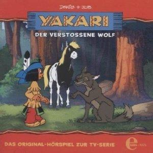 """Yakari 17 """"Der verstoßene Wolf"""""""