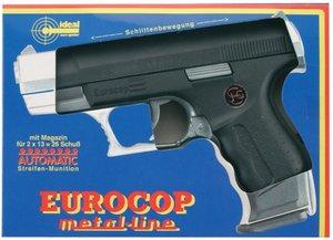 13er Pistole EuroCop 16,5 cm, Box