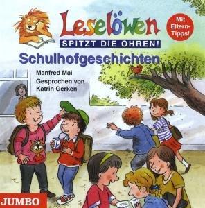 Leselöwen: Schulhofgeschichten