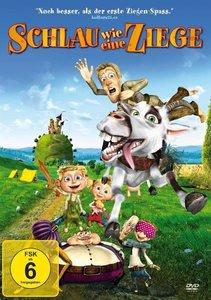 Schlau wie eine Ziege (DVD)