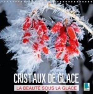 Calvendo: Cristaux De Glace - La Beaute Sous La Glace