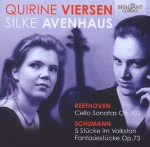 Cello Sonatas op.102/Fantasiestücke op.73/+