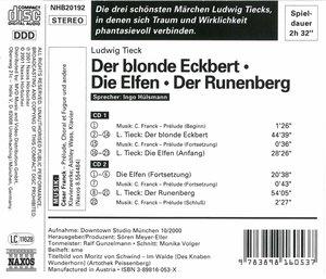 Blonde Eckbert/Elfen/Runenberg