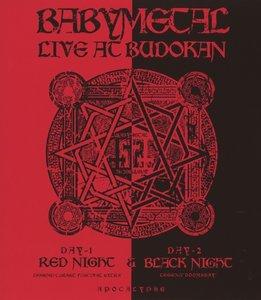 Live At Budokan:Red Night & Black Night