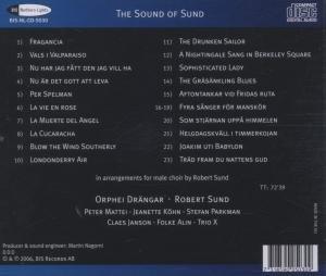 The Sound Of Sund