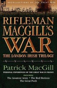 Rifleman Macgill's War
