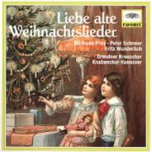 Liebe alte Weihnachtslieder. Klassik-CD