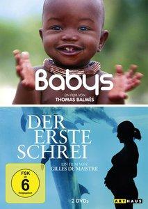 Babys & Der erste Schrei